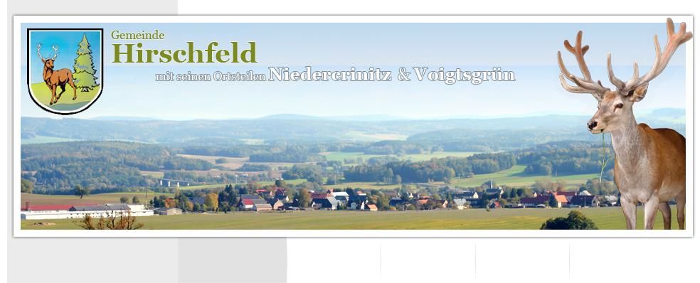 Gemeinde Hirschfeld